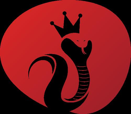 蛇元素图标素材