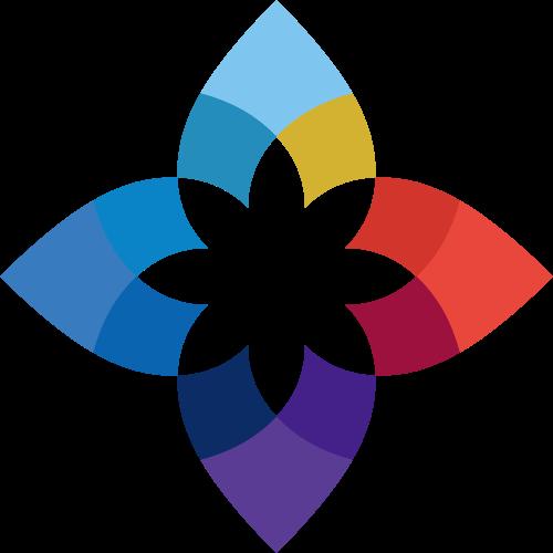 花瓣标志矢量文件矢量logo
