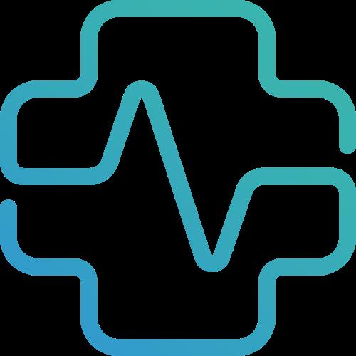 医院图标素材矢量logo