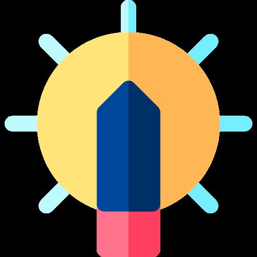 灯泡太阳设计相关矢量logo素材矢量logo
