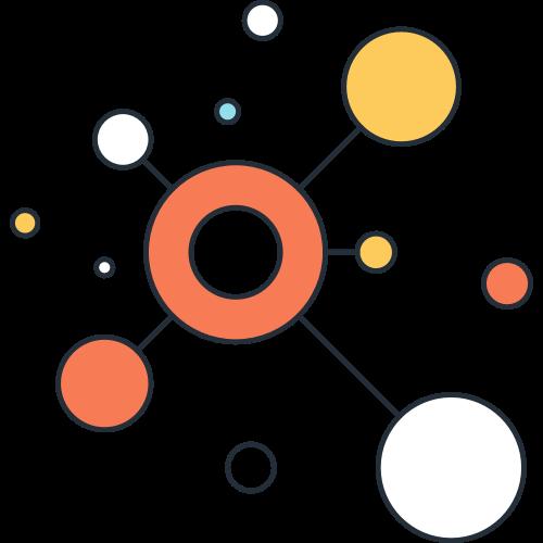 星球科学相关矢量logo图标矢量logo
