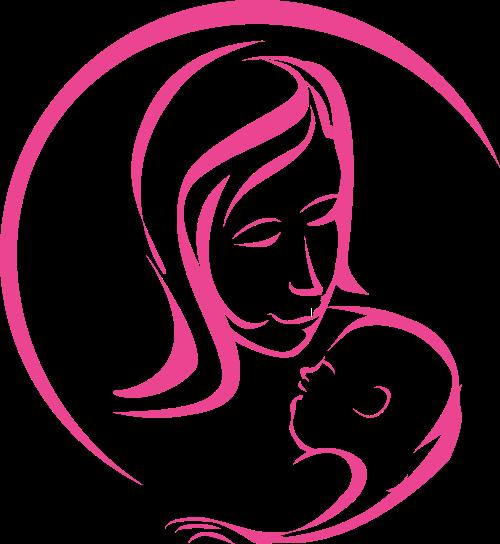 母婴矢量LOGO素材矢量logo