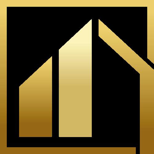 方形房屋元素矢量LOGO图标矢量logo