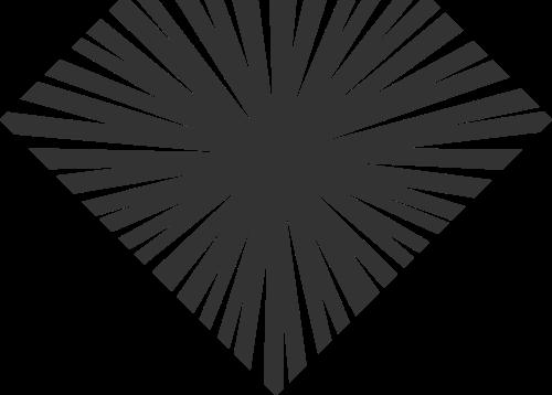 黑色钻石珠宝女性相关矢量logo图标矢量logo