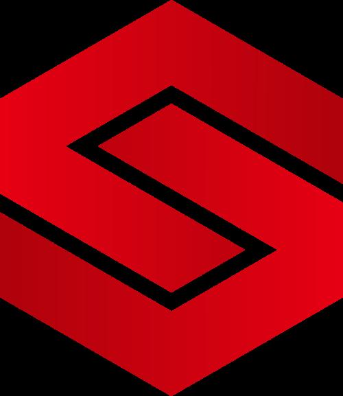 红色字母S矢量logo图片矢量logo