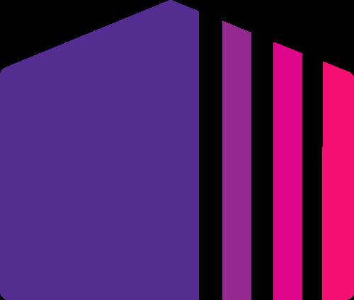 立体渐变建筑建材相关矢量logo图标