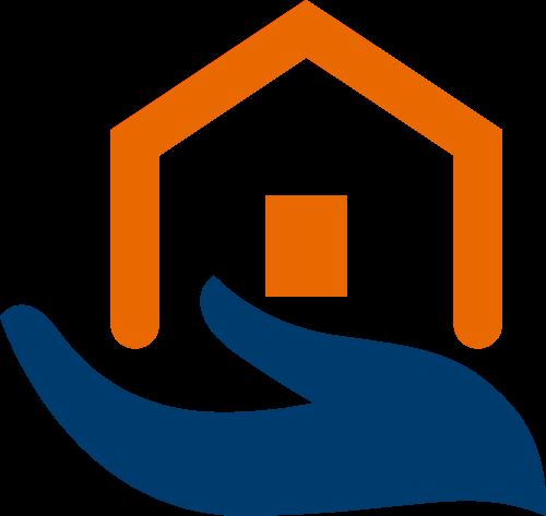 房子手装修家装房产搬家相关矢量logo图标矢量logo