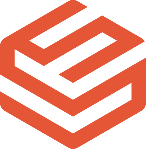 红色方形互联网制造相关矢量logo图标