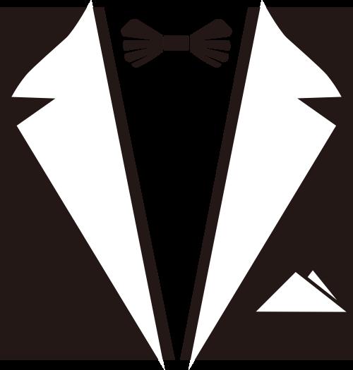 男士西服服饰服装相关矢量logo图标矢量logo