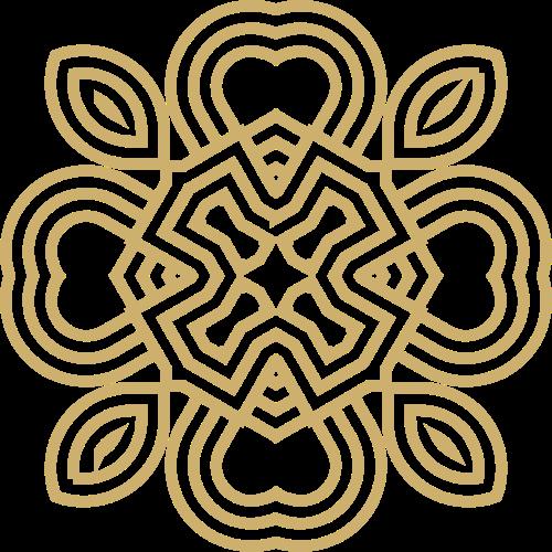 花朵服装女性化妆品珠宝相关矢量logo图标矢量logo