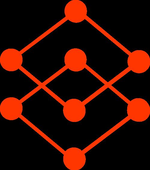红色方形矢量logo图标矢量logo