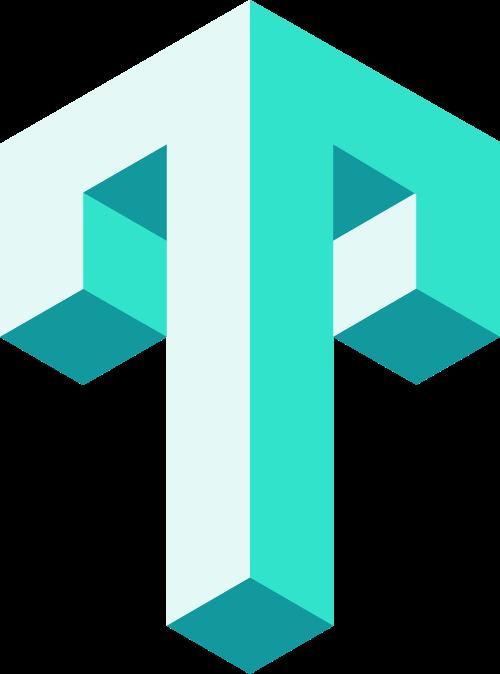 创意字母t矢量logo图标