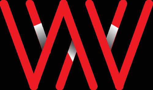 字母W矢量logo图标