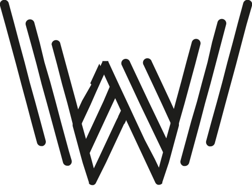 字母W矢量logo图标矢量logo