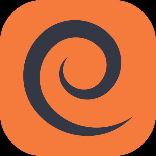 字母e矢量logo图标矢量logo