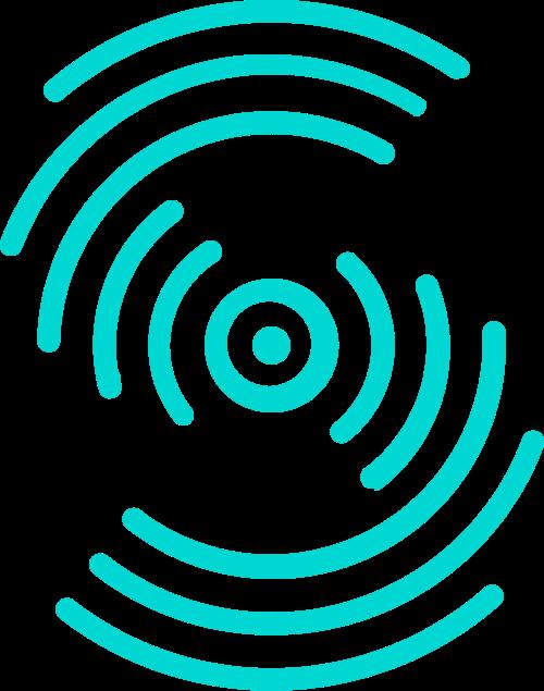 绿色字母S矢量logo图标