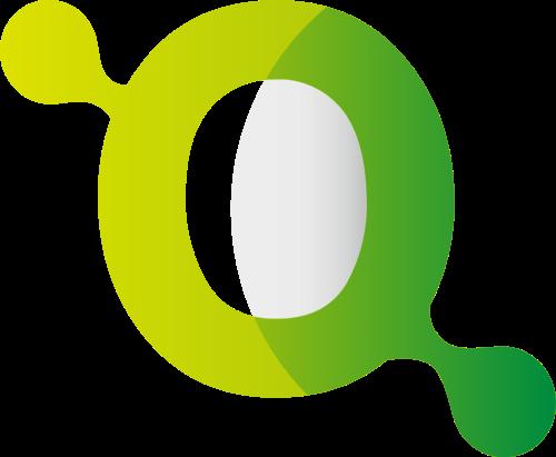 绿色字母O科技抽象矢量logo图标矢量logo