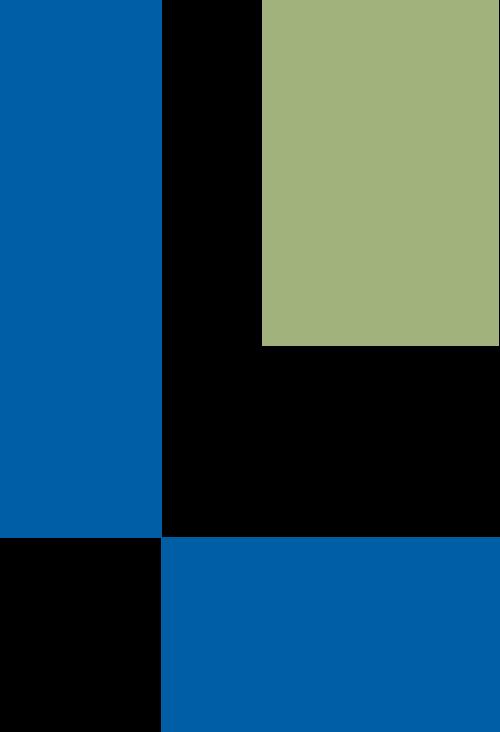 蓝色绿色字母L矢量logo图标