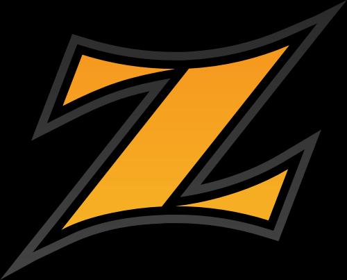 黄色字母Z矢量logo图标矢量logo