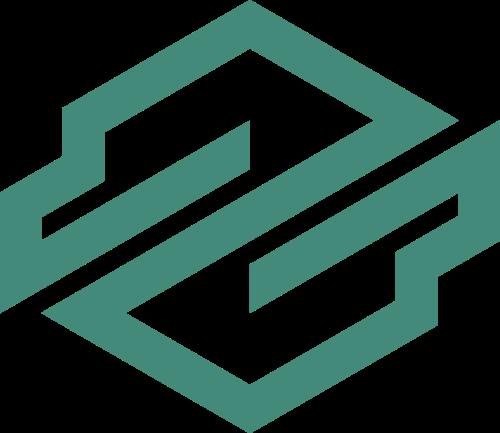 绿色工业矢量logo图标