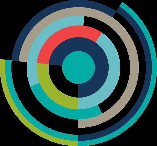 彩色摄影矢量logo图标矢量logo