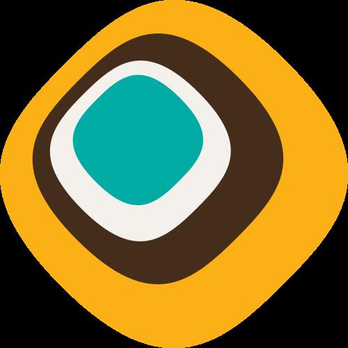 黄色方形矢量logo矢量logo