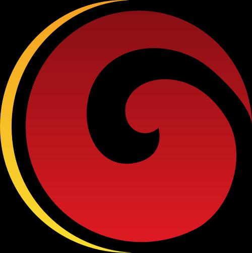 红色婚庆矢量logo