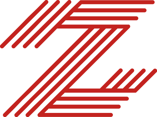 红色字母Z矢量logo