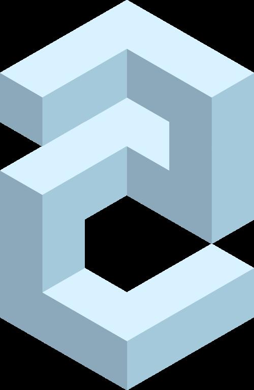 灰色字母Z矢量logo图标