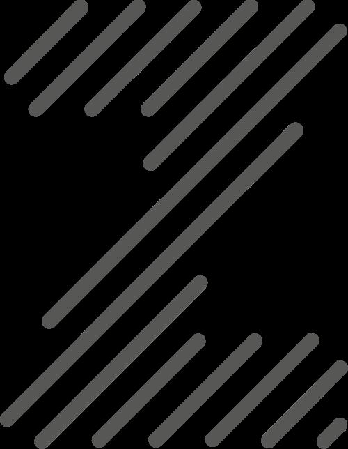 灰色字母Z矢量logo