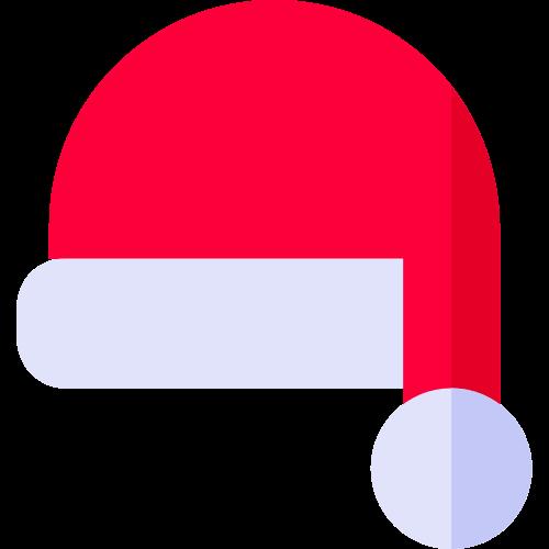红色圣诞帽子矢量logo矢量logo