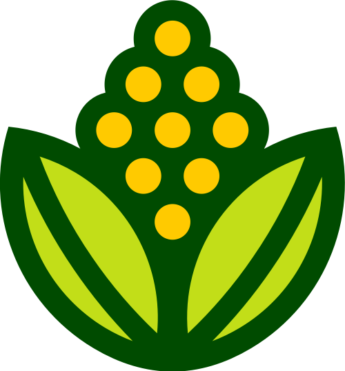 绿色植物矢量logo矢量logo
