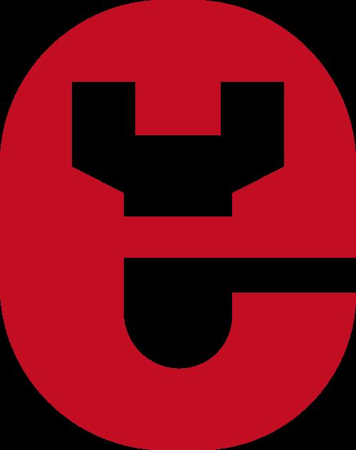 红色字母Y矢量logo