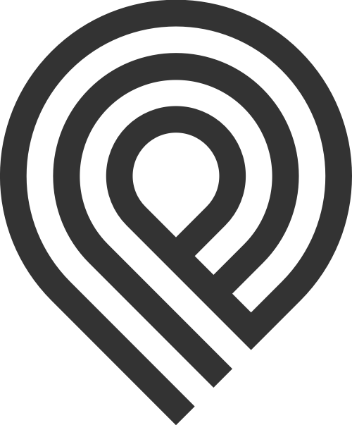 黑色水滴矢量logo