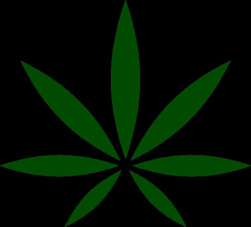 绿色叶子花矢量logo