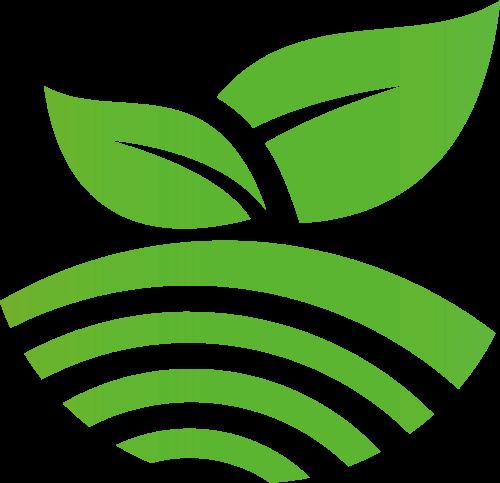 绿色叶子矢量logo矢量logo