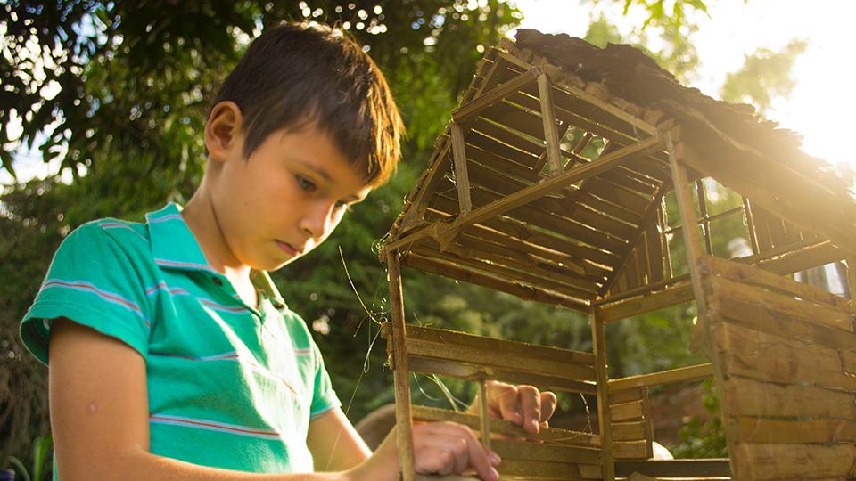 干货!3分钟为新开的儿童故事館设计LOGO