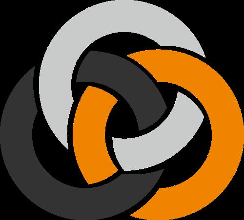 3环相扣圆环素材图标