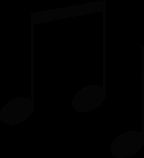 音乐音符logo设计素材