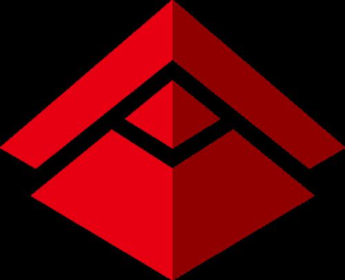建筑金字塔相关LOGO素材图标