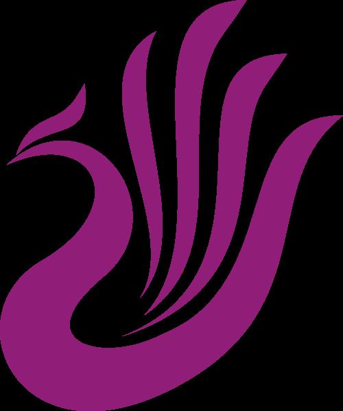 手凤凰翅膀相关Logo素材