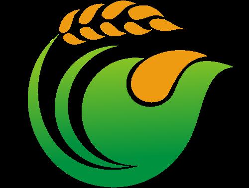 绿色农业麦穗食品相关Logo图标