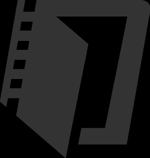 影视娱乐视频相关LOGO素材