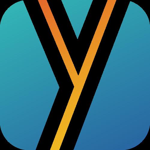 APP图标字母Y图标icon素材
