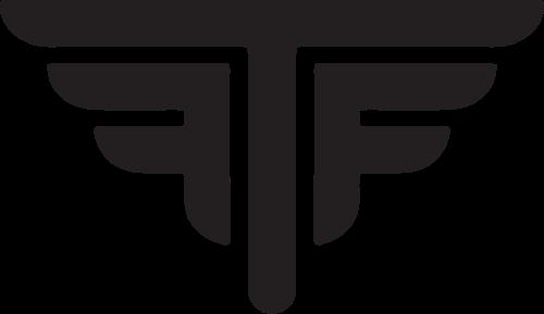 翅膀飞翔矢量图形图标logo