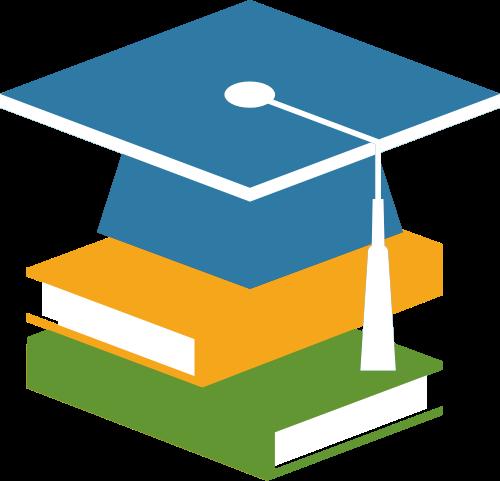 书本教育培训相关logo素材