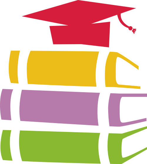 书本教育毕业相关logo素材图标