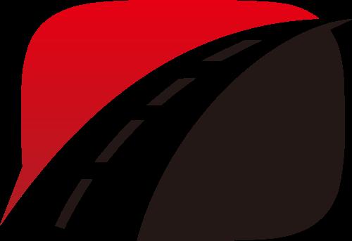 运输货运道路交通logo素材模板