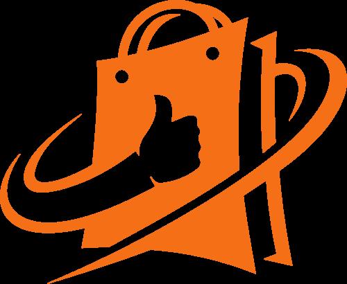 轻松快捷购物相关logo图标