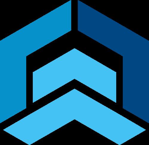 简单工业几何图形图标